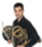Andres Bercellini teaches horn at www.musictutoronline.com