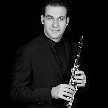 Alexander Bedenk Clarinet Teacher at MusicTutorOnline