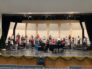 Panther Choir Newsletter 12/11