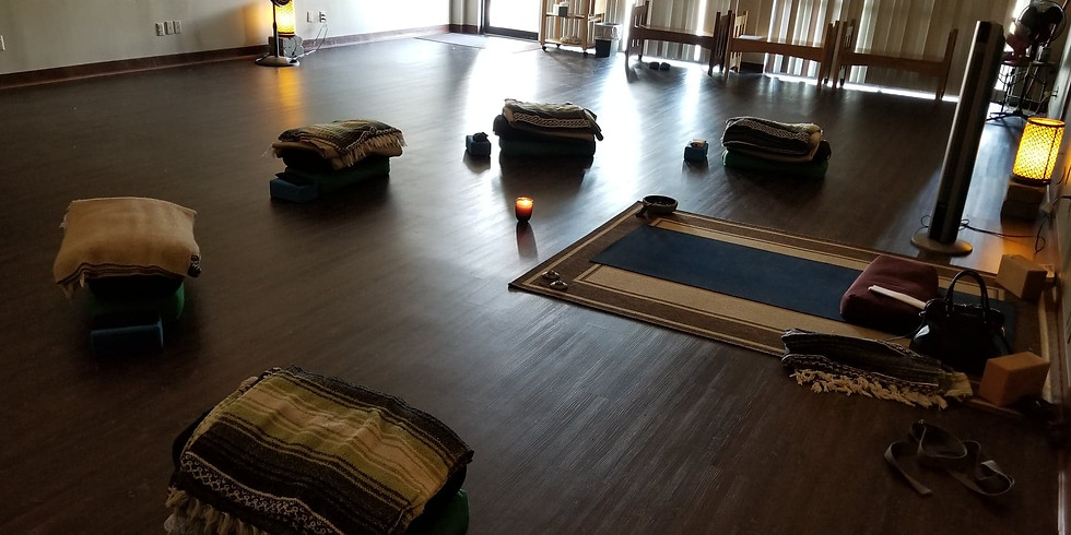 Yin Yoga at Sage Studio with Jann Baker