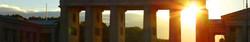 Brandenburg Gate Sunset 2014-10-2-1:55:12