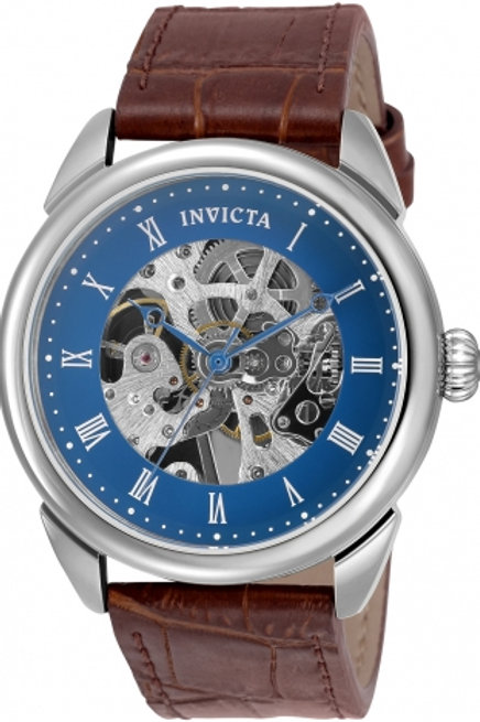 """""""Invicta"""" Manual Wind Mechanical Exhibition Dial"""