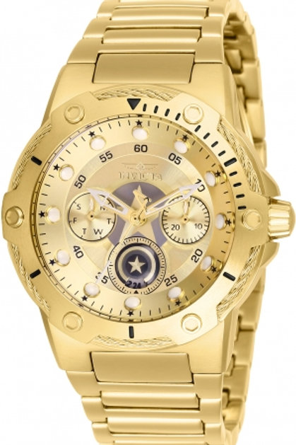 """Invicta"" Lady Limited Edition Marvel Captain America"