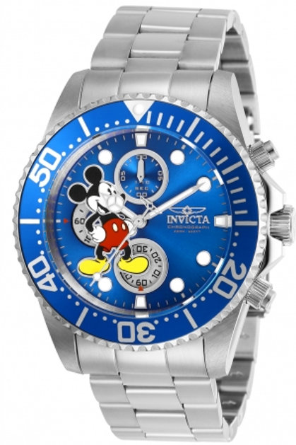 """Invicta"" Disney Limited Edition Mickey Mouse Chronograph"