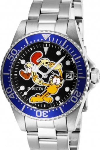 """""""Invicta"""" Lady Limited Edition Character Garfield"""