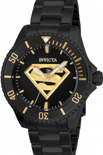 """Invicta"" Lady Limited Edition DC Comics Superman"