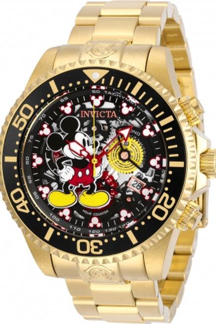 """Invicta"" Disney Limited Edition  Mickey Swiss Chronograph"
