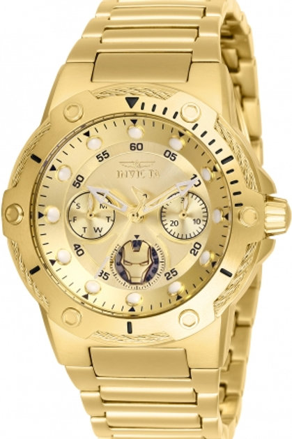 """Invicta"" Lady Limited Edition Marvel Ironman"