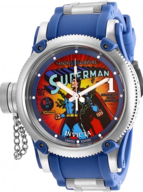 """""""Invicta"""" Reserve DC Comics Superman Specialty Subaqua"""