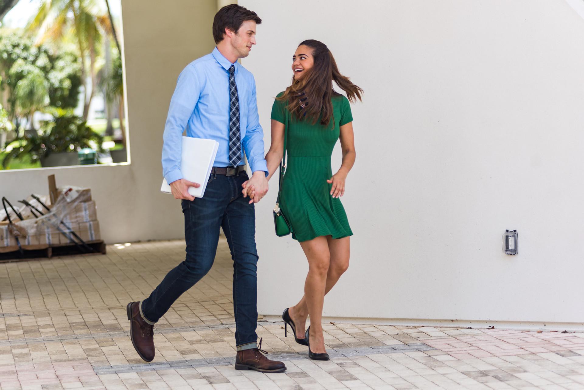 Chris & Natalie