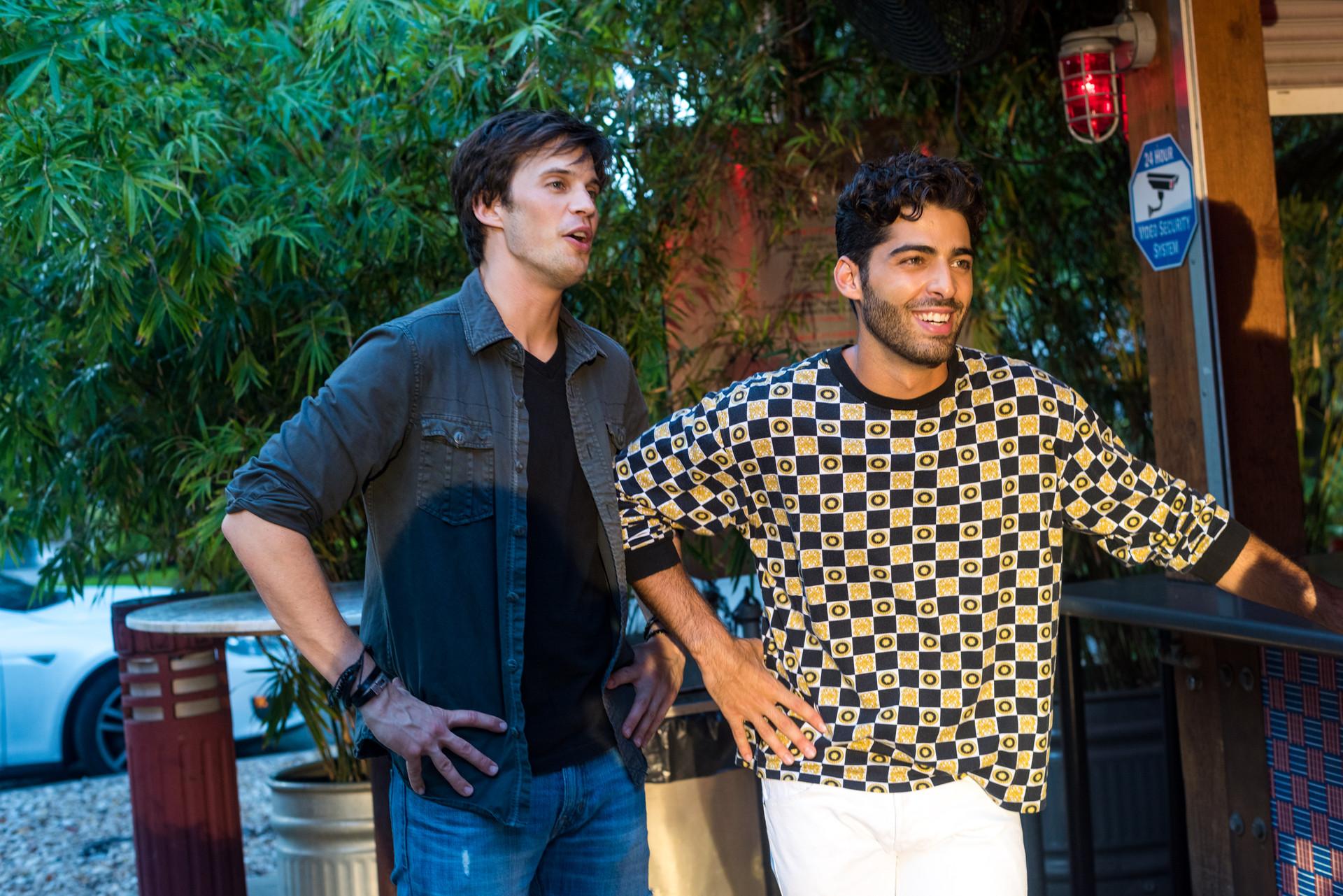 Chris & Diego
