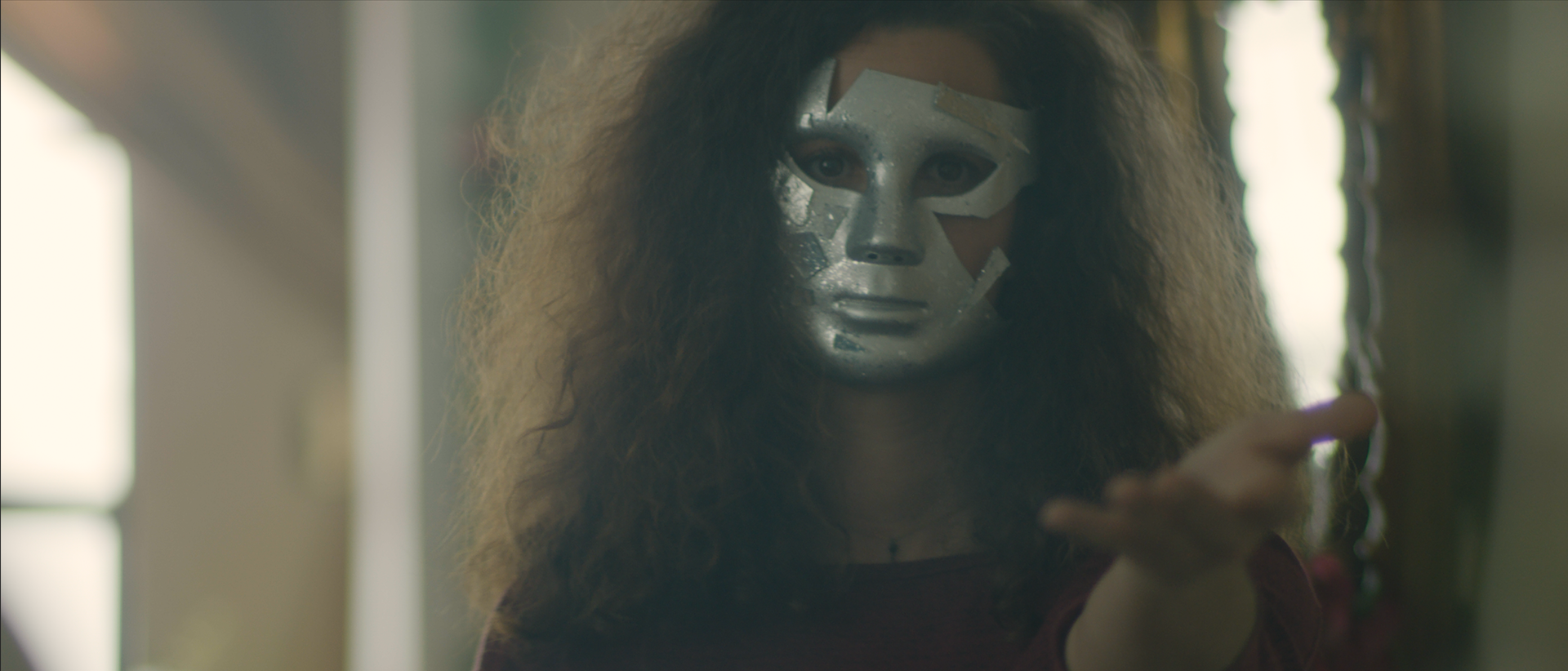Masked Figure - Mask 2