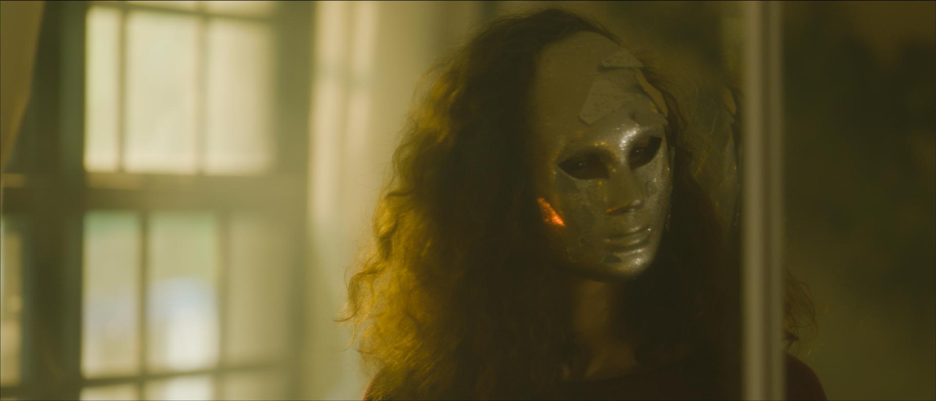 Masked Figure - Mask 1 CU