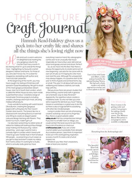Crochet Club issue 1