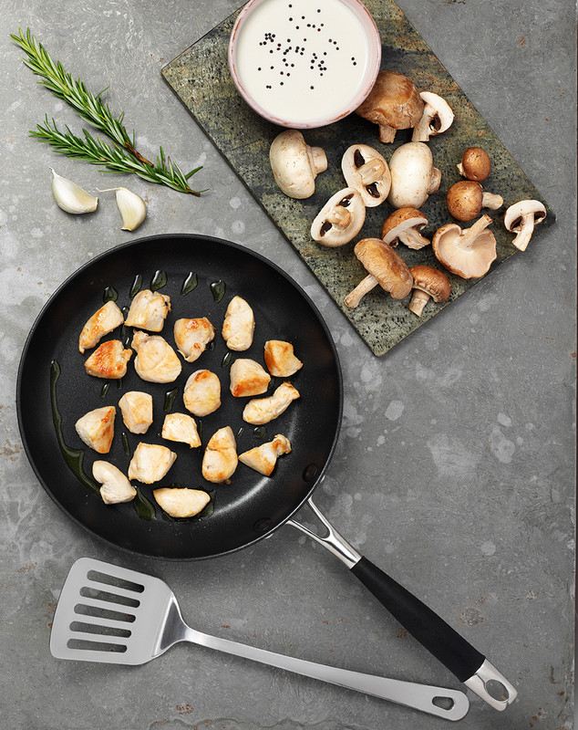 Chicken with Mushroom Cream - Hero copy.