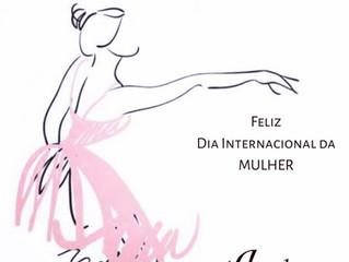 Dia Internacional da Mulher 💖