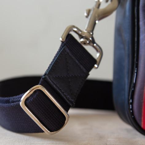 Viva Frida Messenger Bag