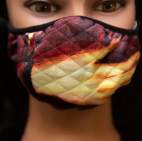 Viva Frida Face Mask