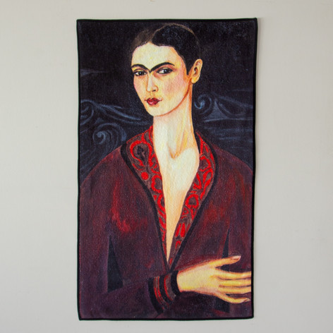 Viva Frida Small Towel