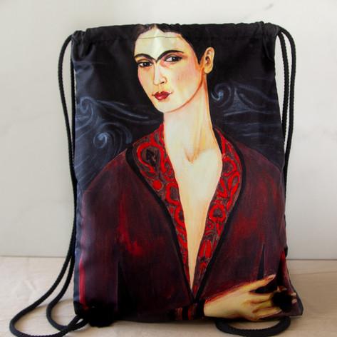Viva Frida Sports Bag
