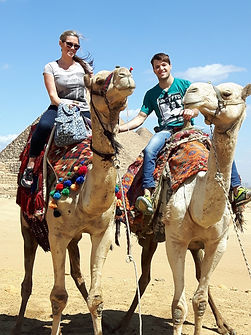 Expats in Egypt
