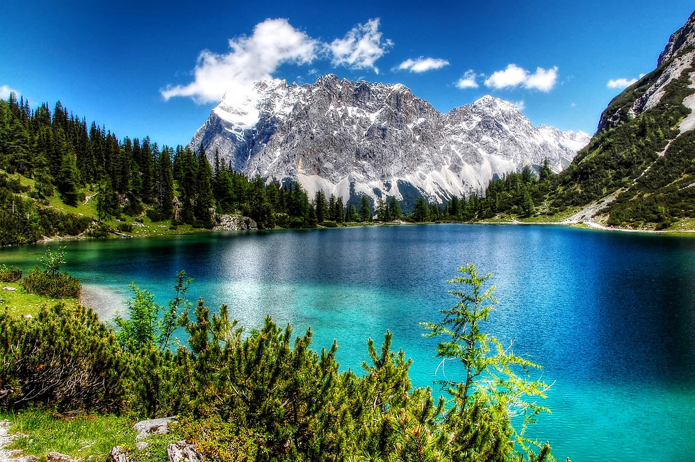 Lake Seeben