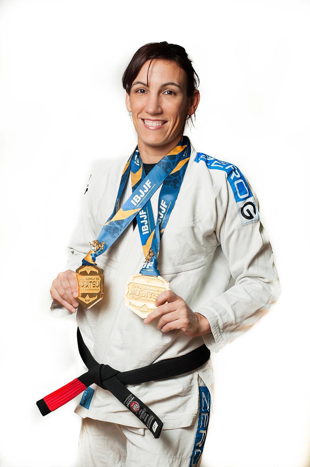 Ana Yagües, Nexus Fighting Academy