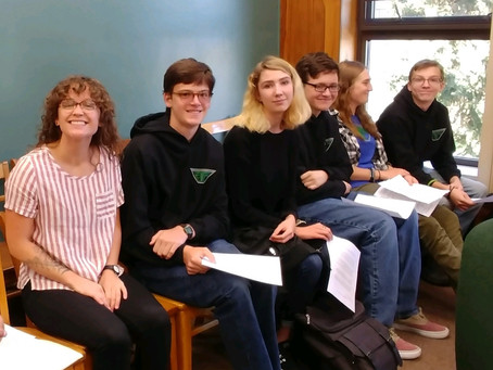 ETC Teens Speak Out at City Council on Tobacco Ordinance