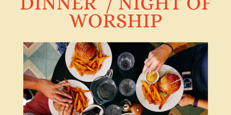 International Dinner / Night of Worship