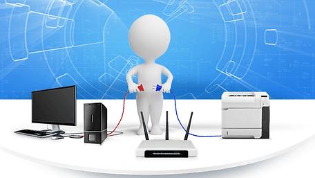 Z informatique Installation réseaux