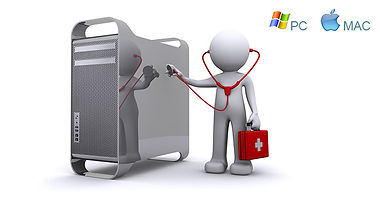 Dépannage informatique (PC et MAC)