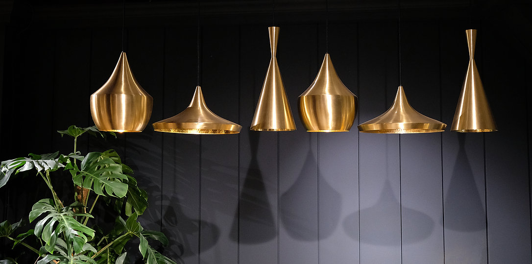 Brass light fitting_shutterstock_7644580