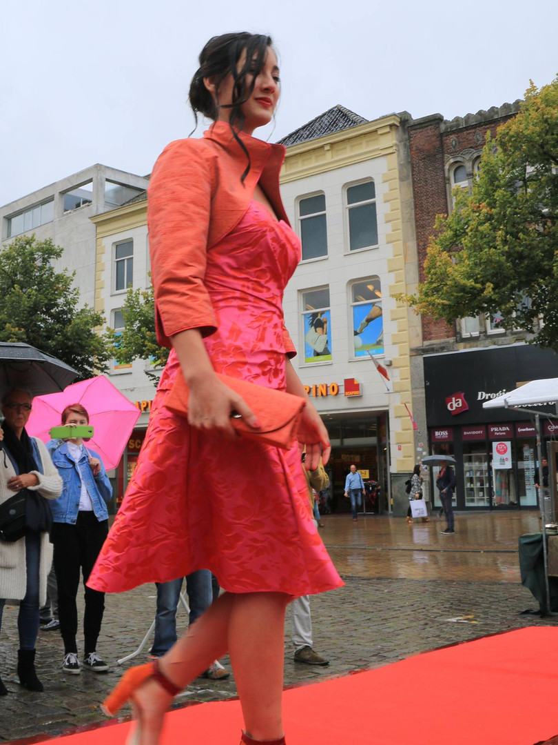Modeshow Vismarkt Groningen