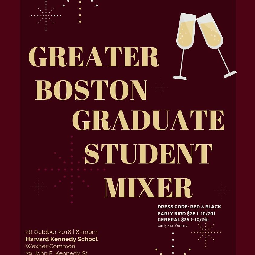 Greater Boston Graduate Student Mixer