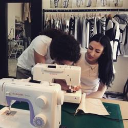 eva ella sewing