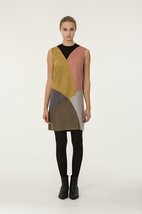 ABSTRACT DRESS 3