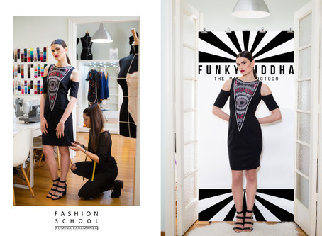 FUNKY BUDDHA design competition