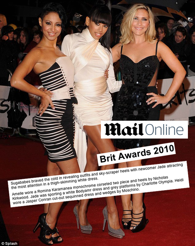 Sugababes, UK