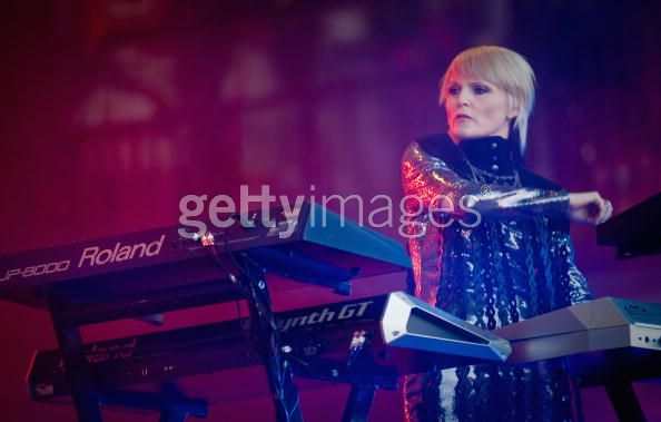Sisterbliss at itunes festival, UK
