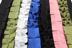 pleats & folds