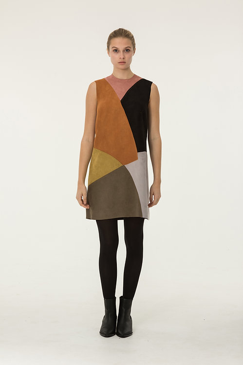 ABSTRACT DRESS 2
