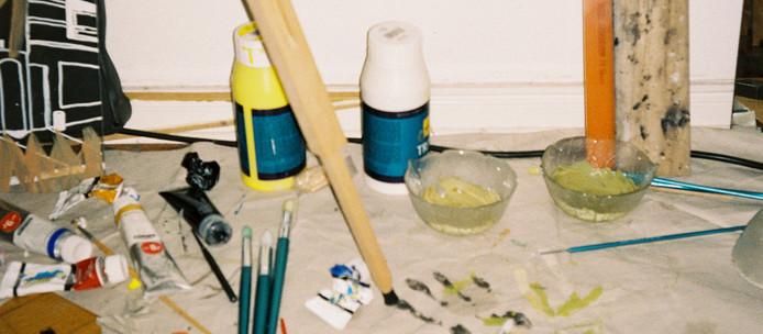 Jean Michel Basquiat und die Musik von Luisa Matthias
