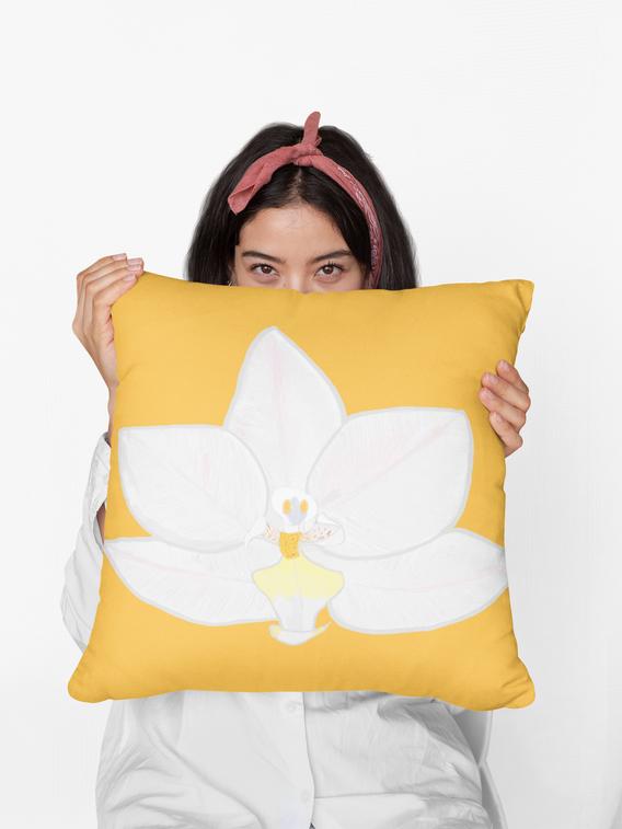 Pillow flower