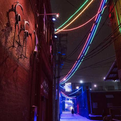 Alley Light
