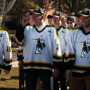 SNC Hockey Championship Ceromony