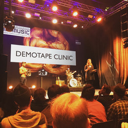 Demotape clinic 2017