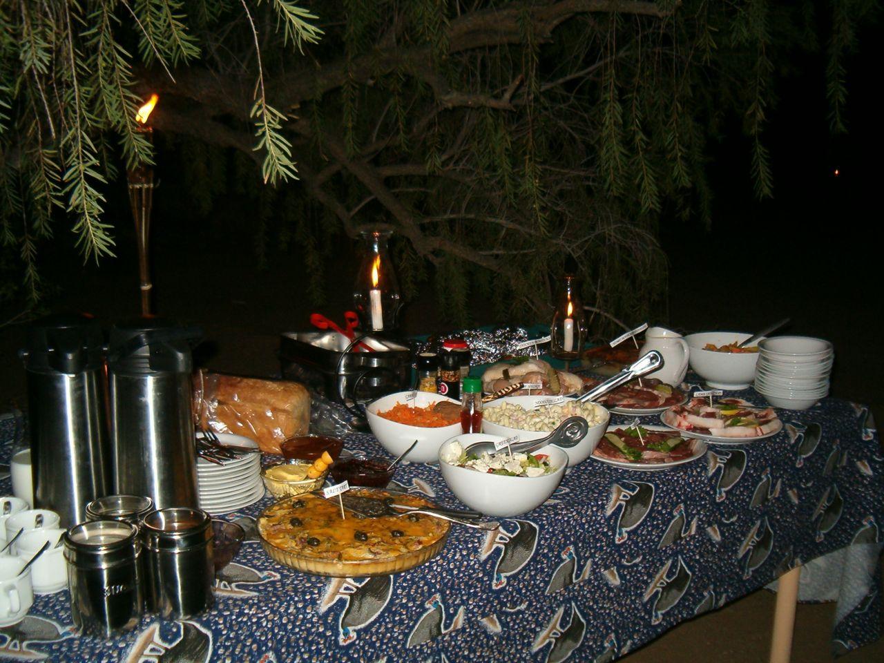 Bush Dinners