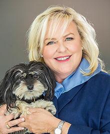 Stacy J. Shymansky and Her Therapy Dog S