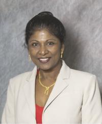 Dr Uma Dhanabalen, MD, MPH, FAAFP, MRO,