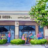 The Seed Coffee Shop In Boca Raton
